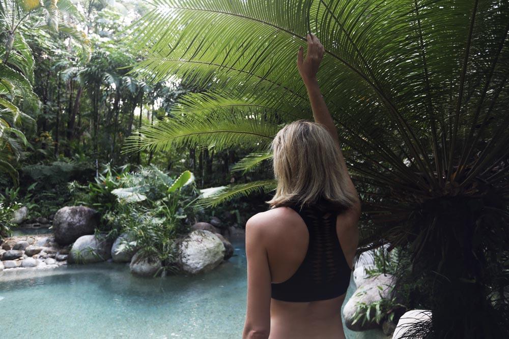 Silky, Oaks, Daintree, Pool, Travel, Oracle, Fox, Fashion, Editorial, Black, Bikini