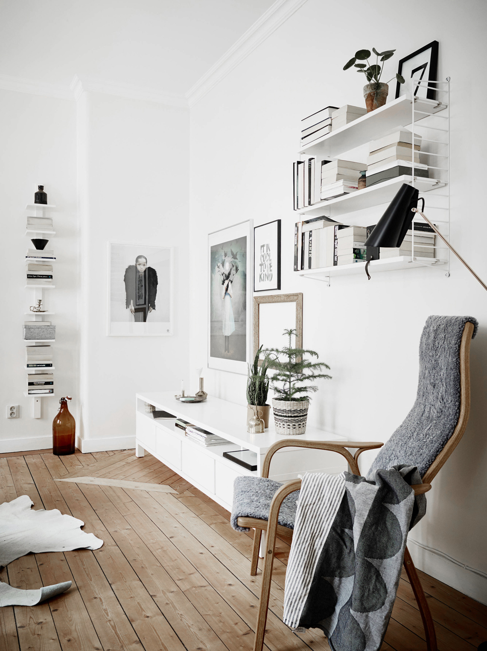 Oracle, Fox, Sunday, Sanctuary, Art, Wall, Gallery, Wall, Interior, Picture, Wall, Scandinavian, style