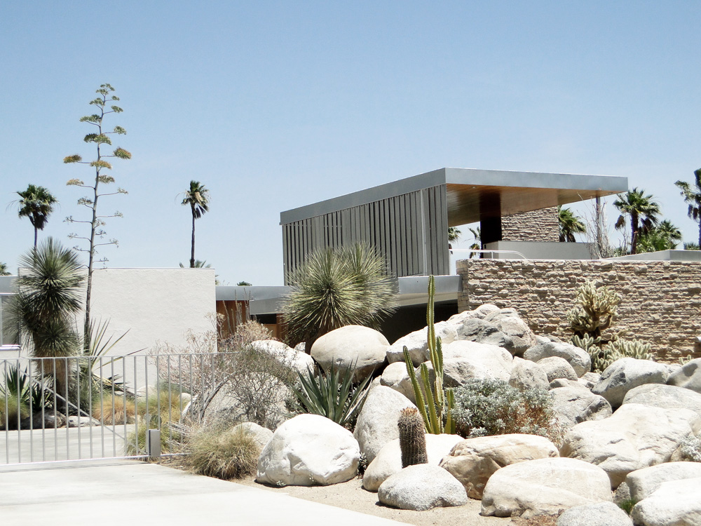 Oracle, Fox, Sunday, Sanctuary, First, Impressions, Building, Exteriors, Desert Modernism, Pool
