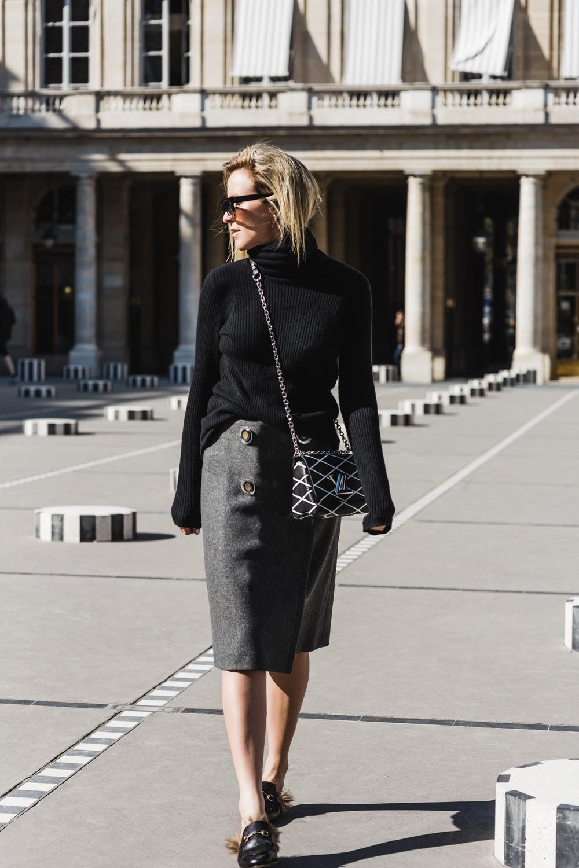 stella mcCartney skirt, stella mcCartney, louis vuitton bag, louis vuitton, paris, outfit, amanda shadforth