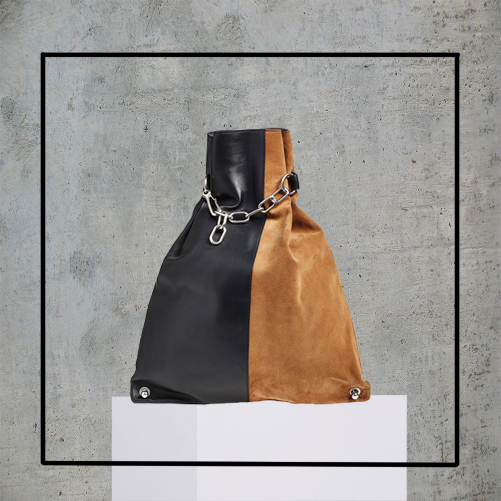 Alexander Wang Attica Leather Suede Backpack