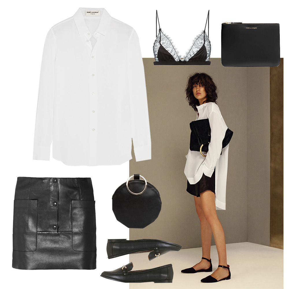 outfit-collage-shopping-the-white-shirt-leather-skirt-oracle-fox