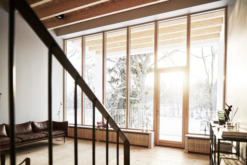Oracle Fox, Sunday Sanctuary, Winter Sun, Snow, House Tour, Bright Sunlit House