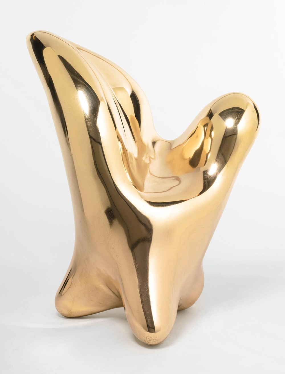 Jean Hans Arp, Artist, Sculpture, Inspiration, Bronze, Cast, Oracle Fox