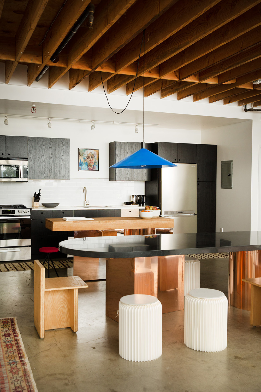 Sally Breer, LA, home, apartment, interior, interior design, brigitte sire, t magazine, sunday sanctuary, oracle fox