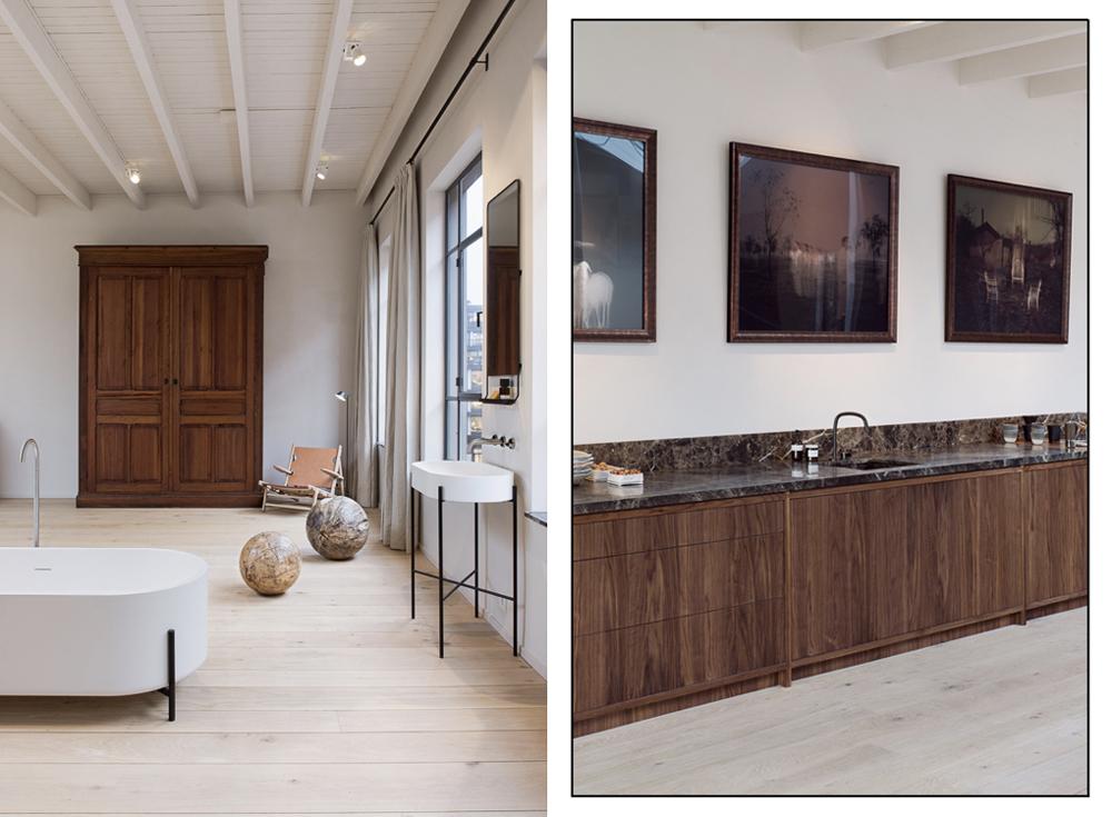 kitchen, bath, enter the loft, loft, interiors, interiors tour, apartment, miss bare, industrial, sunday sanctuary, home, inspiration