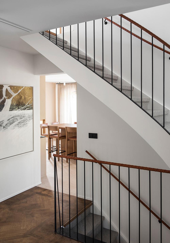 Louise Liljencrantz, home, interiors, sunday sanctuary, oracle fox, stairs
