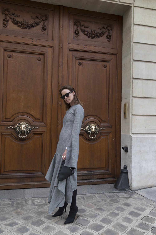 Solace-London-Grey-Dress-Paris-Amanda-Shadforth.2