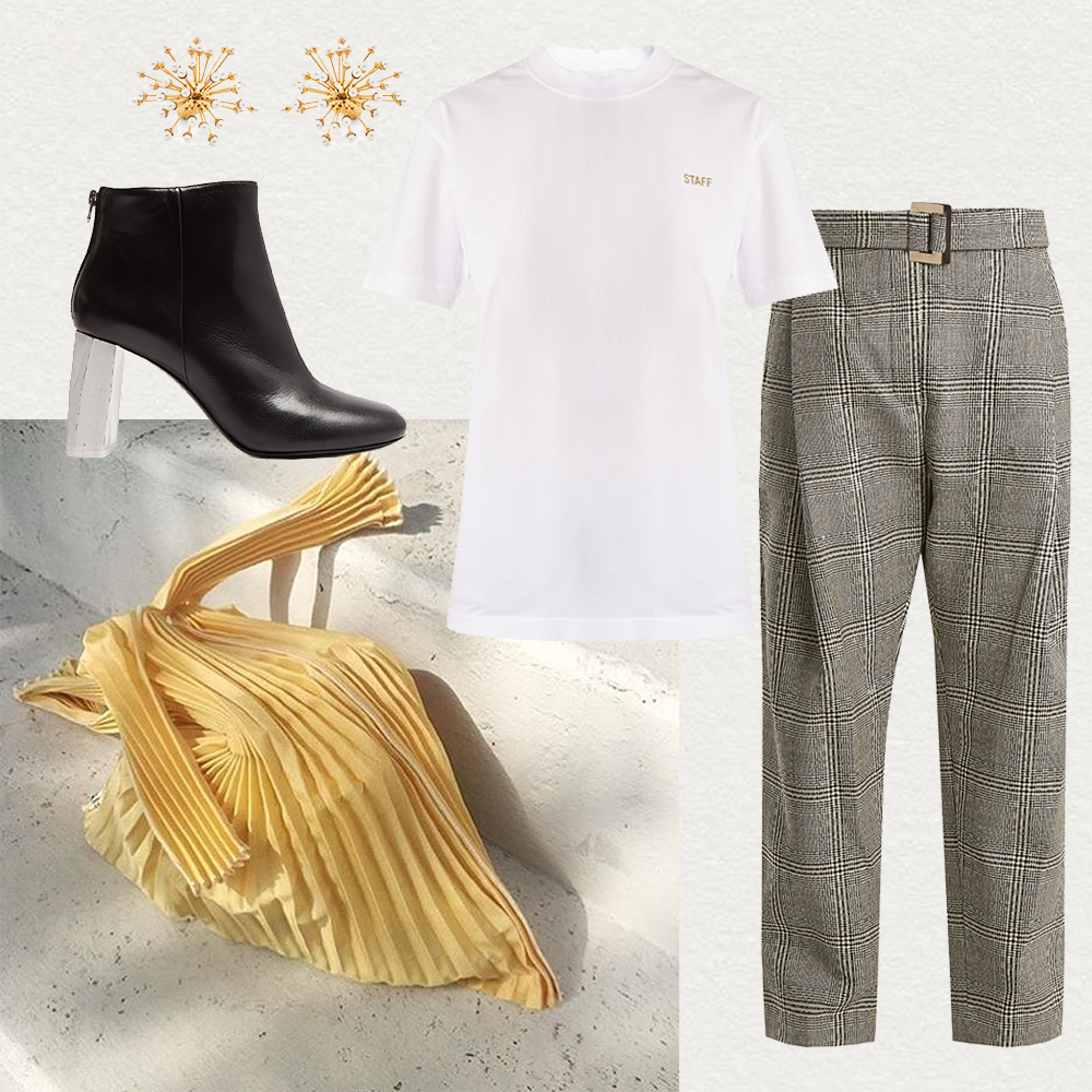 Outfit, Inspiration, Ellery, Trousers, Oracle, Fox, Amanda, Shadforth