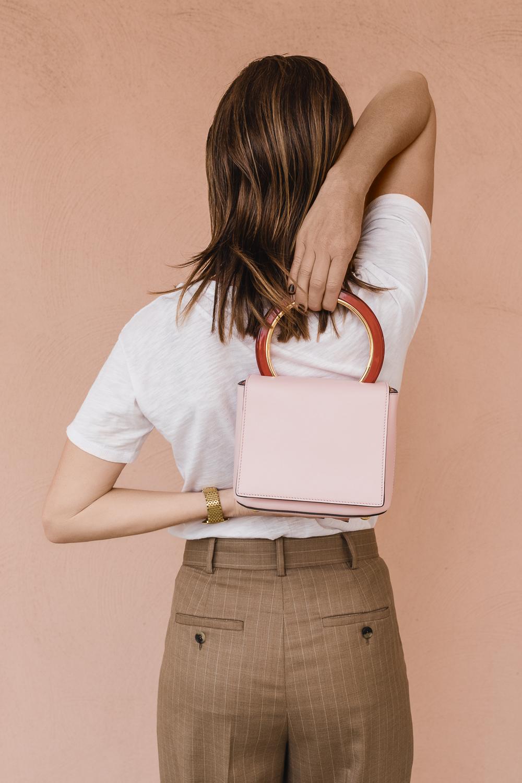 Personal Outfit, Trousers, Joseph,  White t-shirt, Marni, Bag, Tonal, Oracle Fox, Aamanda, Shadforth
