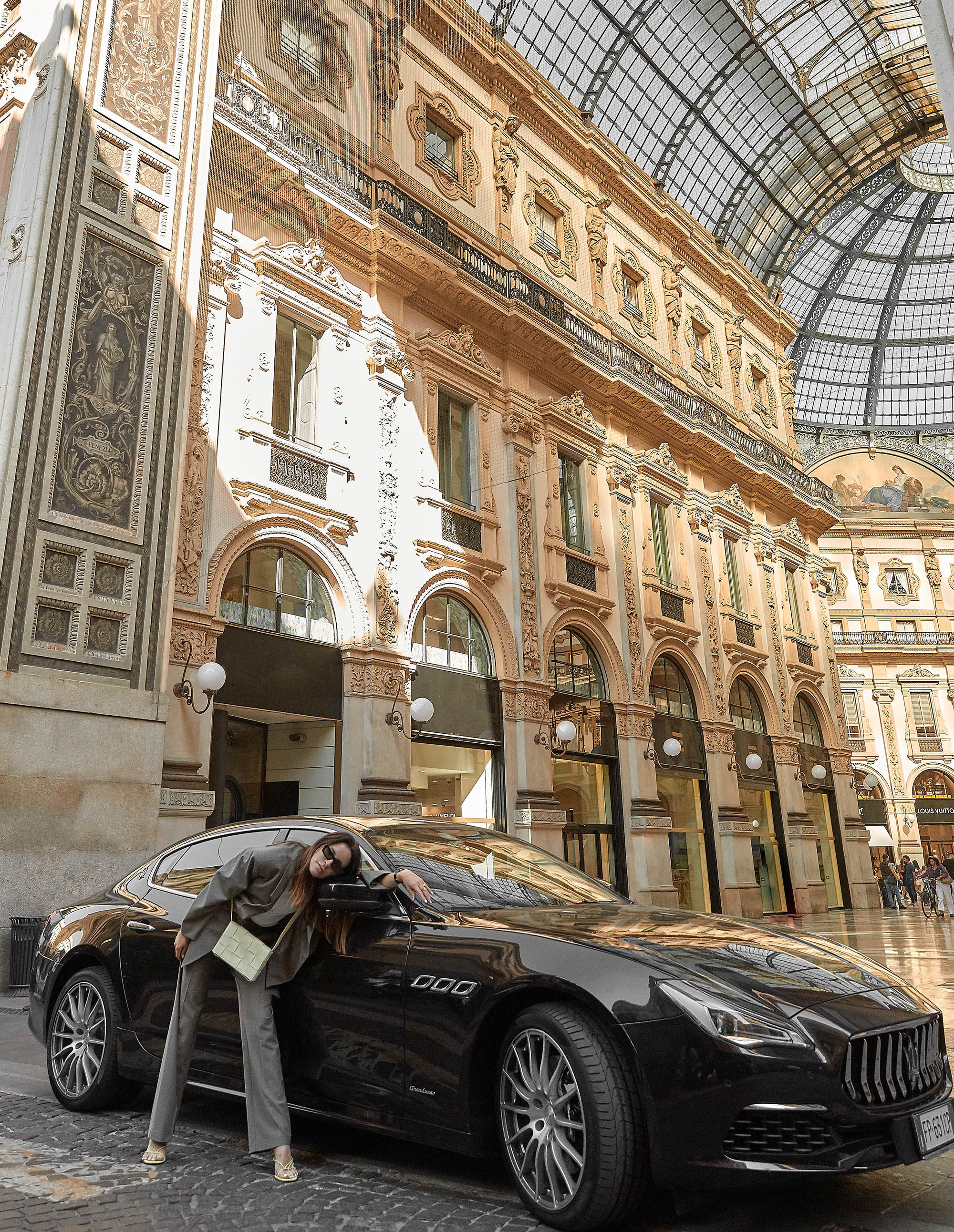 Maserati, Milan, Travel. Photo Diary, Oracle, Fox