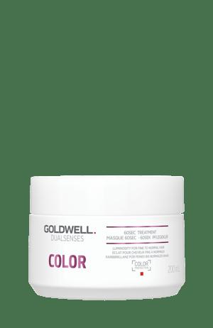 Hair treatment for coloured hair