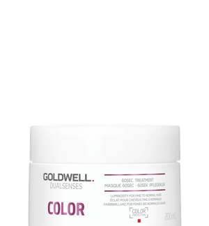 Hair treatment for coloured hair