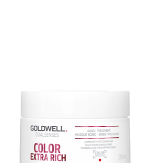 Tub of hair treatment for coloured hair