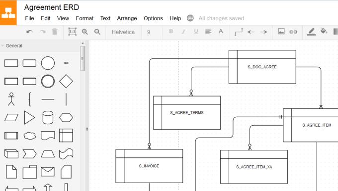 Bye Visio, Hello Drawio | Oracle Implementation Advisor