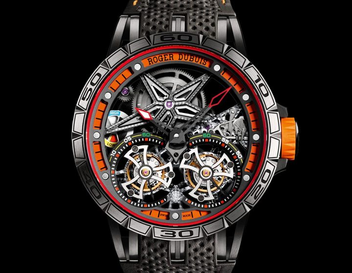 9d8cd3ee31c Watch Of The Week Roger Dubuis Excalibur Double Flying Tourbillon