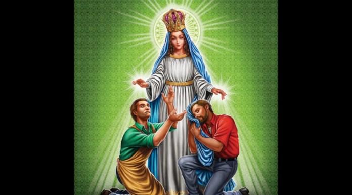 Oração Para Causas Urgentes – Nossa Senhora do Trabalho