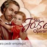 Oração de São José Para Arrumar um Emprego