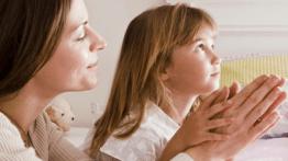 Orações Para Rezar Com as Crianças