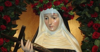 Santa Rita de Cássia 7 - Oração para ter mais força espiritual