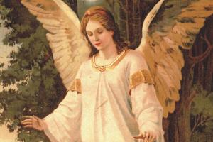 anjo 300x200 - Oração do Anjo da Guarda Para Proteção