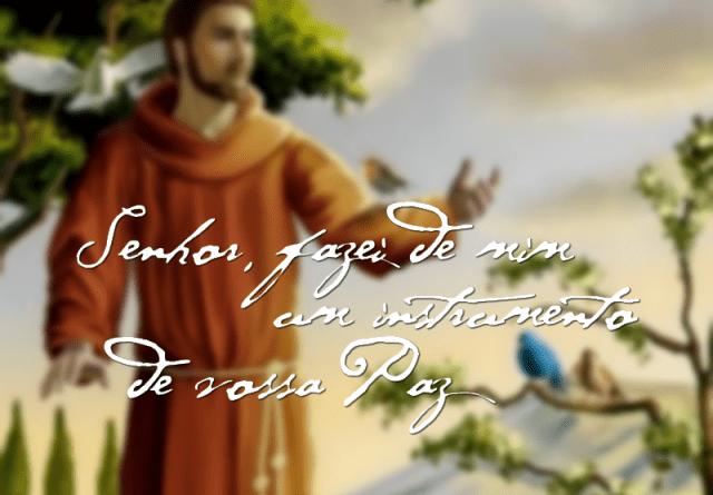oracao sao francisco - Oração de São Francisco