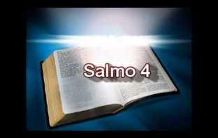 Salmo 4 – Salmo do Entardecer