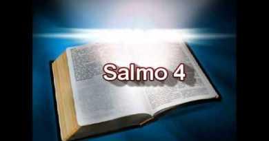 salmo 4 - Salmo 4 - Salmo do Entardecer