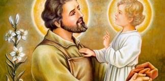 Oração de São José Contra o Mal Olhado