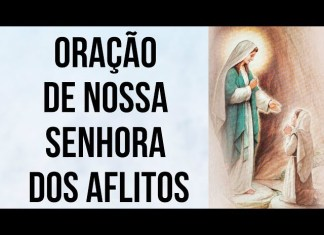 Oração a Nossa Senhora dos Aflitos