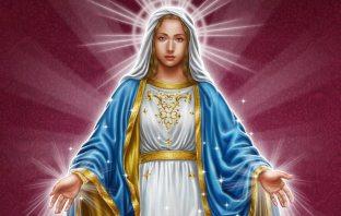 Orações para Nossa Senhora das Graças