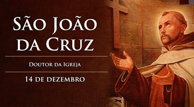 Sao Joao da Cruz - Oração a São João da Cruz