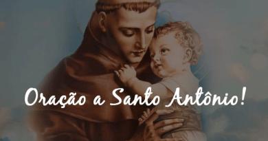 santo antonio - Oração de Santo Antônio Para Alcançar uma Graça