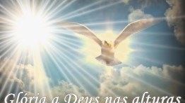 Oração Glória a Deus nas Alturas