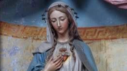 Consagração ao Imaculado Coração de Maria