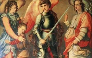 Oração aos três  Anjos da Guarda