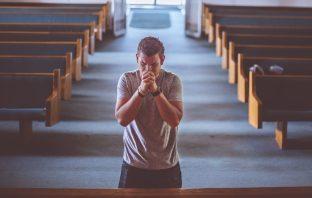 Oração poderosa para depressão