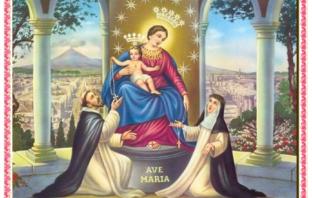 Novena a Nossa Senhora do Rosário