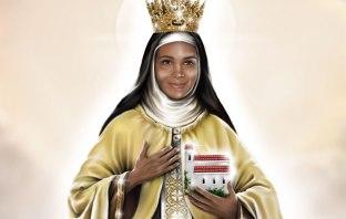 Oração a Santa Efigênia