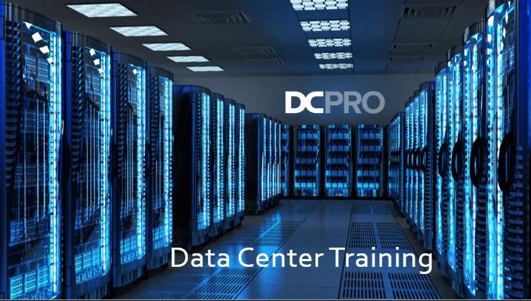 dc pro data center training