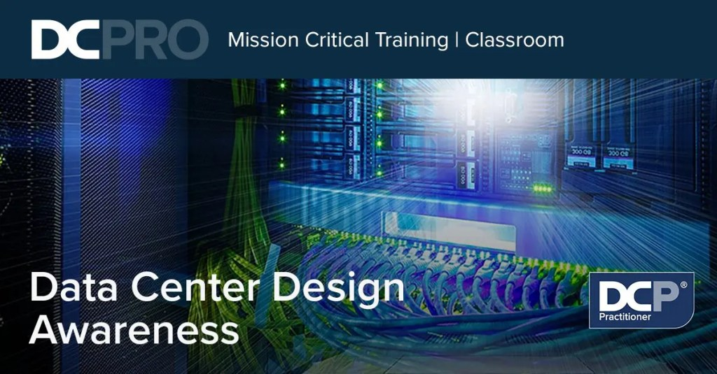 Curso Data Center Design Awareness – DCDA