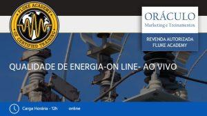 FLUKE ACADEMY. Qualidade de Energia. online
