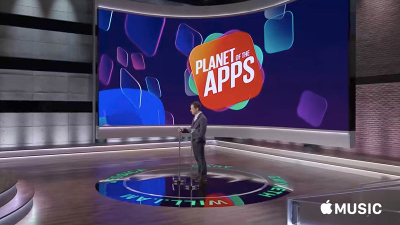 Estréia primeira série original da Apple Planet of the Apps