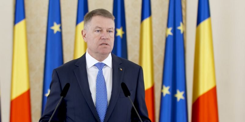 """VIDEO Iohannis – """"PSD se luptă să dea Ardealul ungurilor"""""""