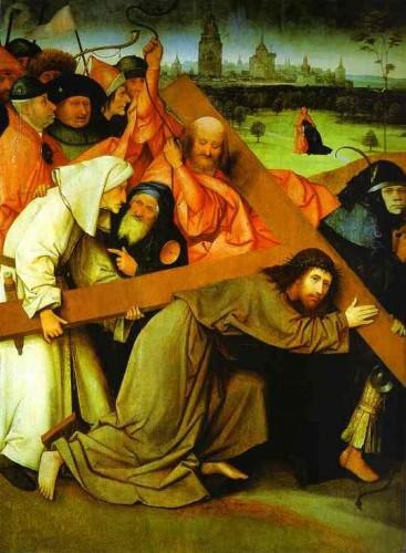 Bosch. Cristo porta la Croce4.jpg