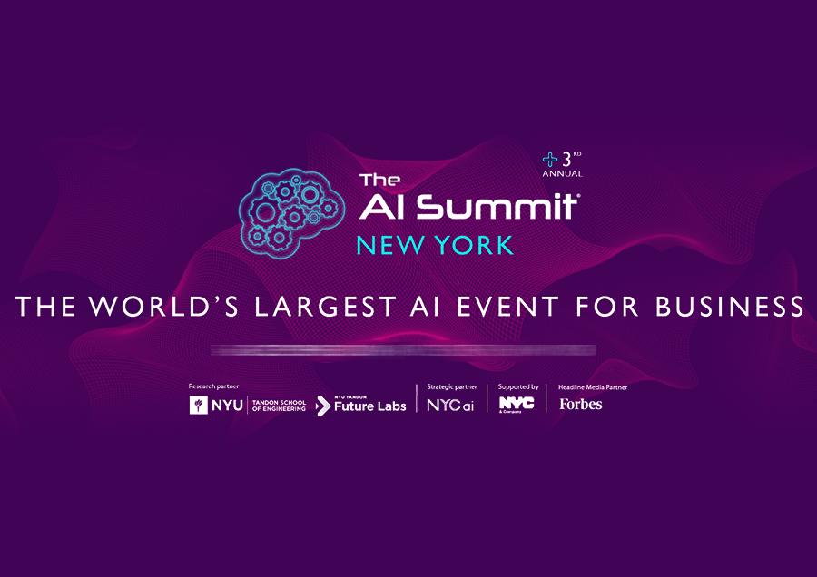 ORAEX foi a única empresa brasileira a participar do maior evento de inteligência artificial do mundo