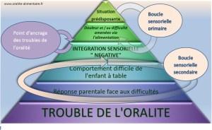 genèse des troubles de l'oralité