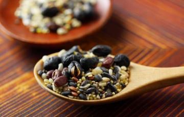 犬 雑穀米 毒 与え方 栄養 玄米 食べる