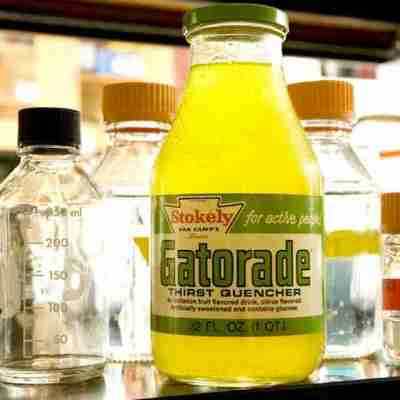Indiana Made Gatorade The Go To Drink Of Nfl Elvis