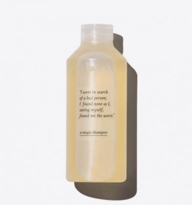 A Single Shampoo Davines